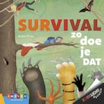 SURVIVAL, ZO DOE JE DAT - Ruben Prins (ISBN 9789048733385)