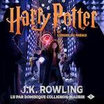 Harry Potter et l'Ordre du Phénix - J.K. Rowling (ISBN 9781781108802)