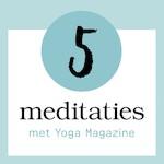 5 Meditaties met Yoga Magazine - Yoga Magazine (ISBN 9789463270168)