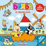 Bumba : kartonboek met flapjes - In Nederland - Gert Verhulst (ISBN 9789462773073)