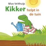 Kikker helpt in de tuin - Karton editie - M. Velthuijs (ISBN 9789025871161)
