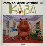 KABA 1971-1989 ILLUSTRATION COLLECTION - Katsuhiro Otomo (ISBN 9784063050042)