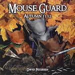 Mouse Guard - David Petersen (ISBN 9781845766603)