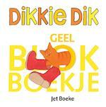 Geel blokboekje - Jet Boeke, Arthur van Norden