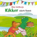 Kikker viert feest - Max Velthuijs