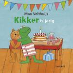 Kikker is jarig - Max Velthuijs