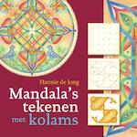 Mandala's tekenen met kolams