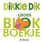 Het groene blokboekje - Jet Boeke, A. van Norden