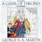 Het officiële a Game of Thrones-kleurboek - George R.R. Martin (ISBN 9789021401959)