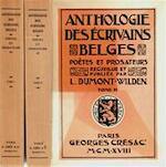 Anthologie des Écrivains Belges, Poètes et Prosateurs