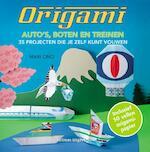 auto's, boten en treinen - Mari Ono (ISBN 9789048311521)