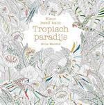 Kleuren voor volwassenen Tropisch paradijs