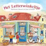 Het letterwinkeltje - Marianne Busser (ISBN 9789048827626)
