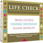Lifecheck - Marli Huijer, Tinneke Beeckman, Kader Abdolah
