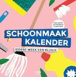 Schoonmaakkalender - Annemarieke Piers (ISBN 9789463140508)