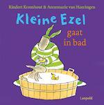 Kleine ezel gaat in bad - Rindert Kromhout (ISBN 9789025865863)
