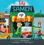 Wij samen op stap - Leo Timmers, Jean Reidy (ISBN 9789045115894)