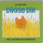 Het groene blokboekje - Jet Boeke