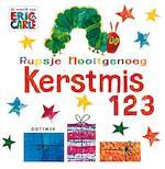 123 Kertsmis - Eric Carle (ISBN 9789025759254)