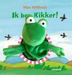 Ik ben Kikker! + handpop - Max Velthuijs (ISBN 9789025869748)