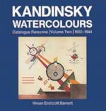 Kandinsky Watercolours - Vivian Endicott Barnett (ISBN 085667415x)