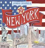 Pop-Up New York - Jennie Maizels (ISBN 9780763671624)