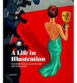 A Life in Illustration - Anna Sinofzik (ISBN 9783899554854)