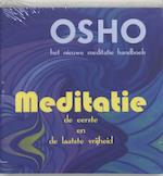 Meditatie - Osho (ISBN 9789059800380)