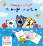 Woezel & Pip schrijfkaarten (ISBN 9789048722532)