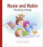 Feeding sheep - Vivian den Hollander