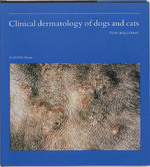 Clinical dermatology of dogs and cats - T. Willemse (ISBN 9789063481001)
