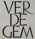 Verdegem, met een kataloog van het grafisch oeuvre - Jos Verdegem, Roger H. Marijnissen, Paul Huys (ISBN 9782800501222)