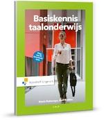 Basiskennis Taalonderwijs - Henk Huizenga, Rolf Robbe (ISBN 9789001854652)