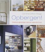 Opbergen ! - C. Clifton-mogg (ISBN 9789058777454)