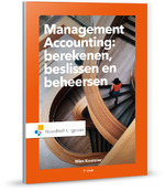 Management Accounting - Wim Koetzier (ISBN 9789001878498)
