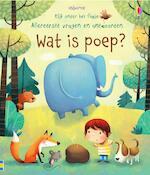 Wat is poep ? (ISBN 9781474953511)