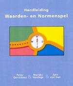 Handleiding Waarden-en normenspel - Peter Gerrickens, Marijke Verstege, Z. van Dun, Zanna van Dun (ISBN 9789074123099)