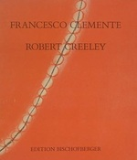 It: Francesco Clemente 64 pastels, Robert Creeley 12 poems