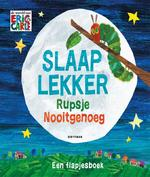 Slaap lekker Rupsje Nooitgenoeg - Eric Carle (ISBN 9789025768867)