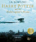 Harry Potter and the Philosopher's Stone. Illustrated Edition - Joanne K. Rowling (ISBN 9781526602381)