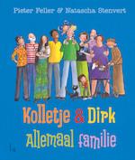 Kolletje & Dirk - Allemaal familie - Pieter Feller (ISBN 9789024587773)