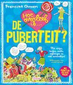 Hoe overleef ik de puberteit? - Francine Oomen (ISBN 9789045111933)