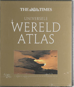 The Times universele wereldatlas - Unknown (ISBN 9789021543390)