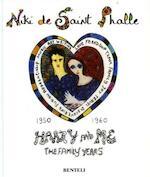 Niki de Saint Phalle / 1950-1960 Harry and me The Family Years