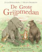 De Grote Grijpmedan - Julia Donaldson (ISBN 9789025767136)