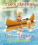 Ties en Trijntje op vakantie - Yvon Jaspers (ISBN 9789021672564)