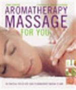 Aromatherapy massage for you - Jennie Harding (ISBN 9781844830879)