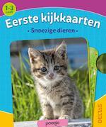 Eerste kijkkaarten Snoezige dieren (1-3 j.) - ZNU (ISBN 9789044750843)