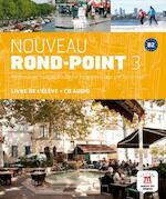 Nouveau Rond-Point 3. Livre de L'eleve + CD (B2)