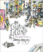 The Creative License - Danny Gregory (ISBN 9781401307929)